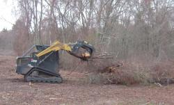 Machines can renew, restore, and create young-forest habitat.
